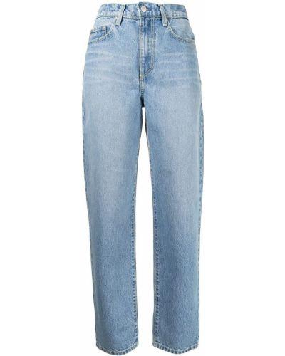 Джинсовые прямые джинсы - синие Nobody Denim