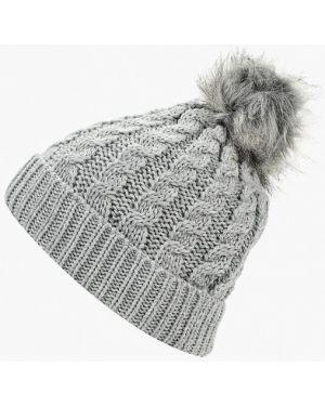 Серая шапка осенняя Marks & Spencer