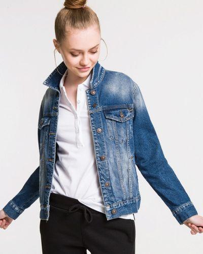 Синяя джинсовая куртка Ltb
