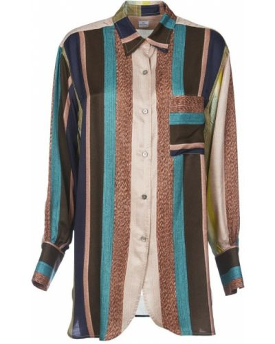 Beżowa koszula Paul Smith