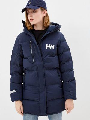 Утепленная куртка - синяя Helly Hansen