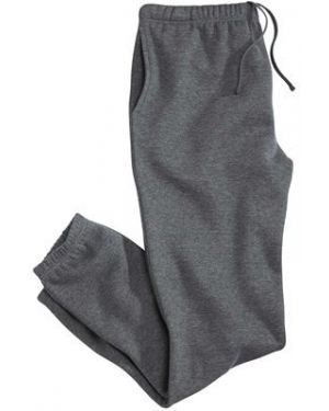 Спортивные брюки с карманами серые Atlas For Men
