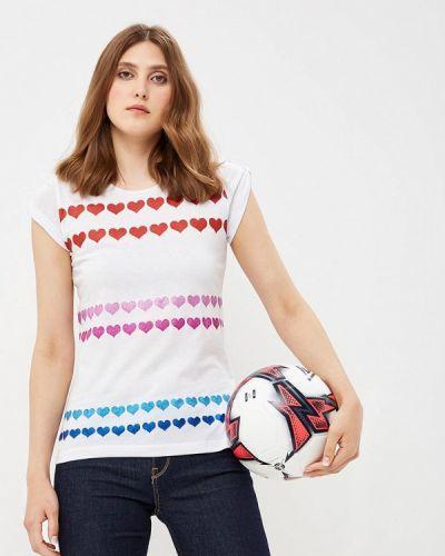 Футболка белая турецкий Rinascimento