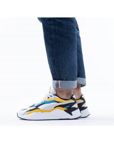 Черные текстильные кроссовки беговые для бега Puma