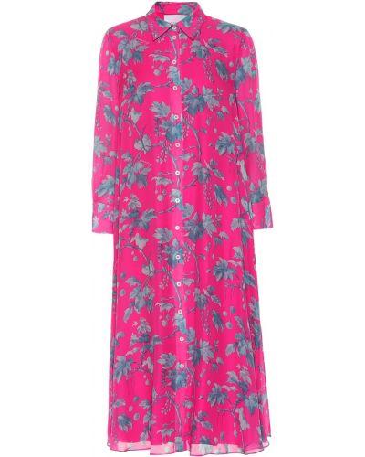 Sukienka koszulowa sukienka koszula Carolina Herrera