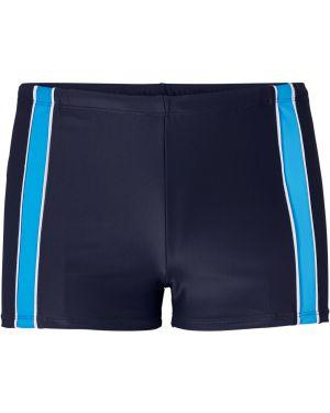 Плавки синие с подкладкой Bonprix