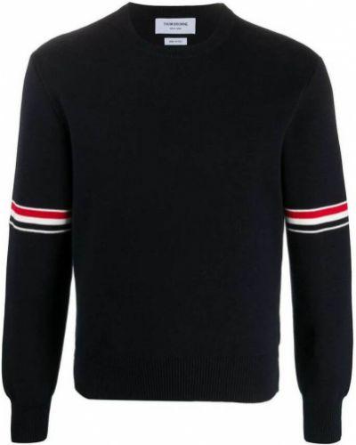 Niebieski sweter Thom Browne