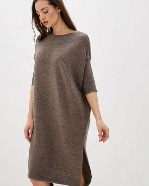 Платье вязаное осеннее Adolfo Dominguez