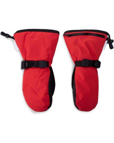 Czerwone rękawiczki Reima