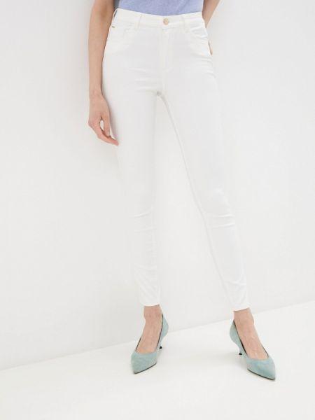 Белые брюки Tiffosi