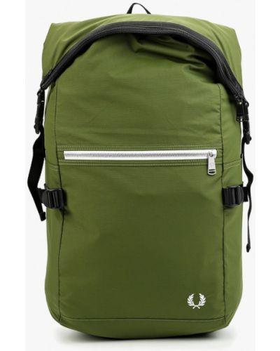 Рюкзак городской зеленый Fred Perry