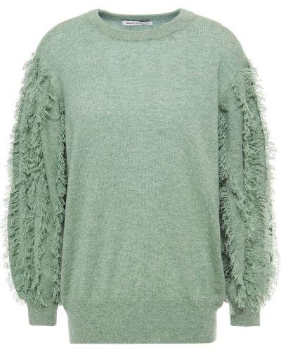 Кашемировый свитер - зеленый Autumn Cashmere