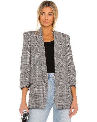 Шерстяной черный пиджак с карманами [blanknyc]