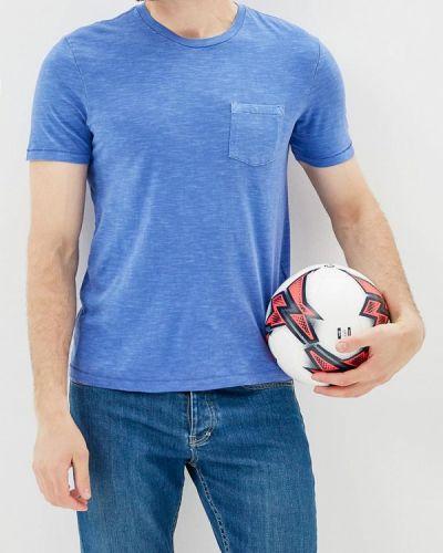 Синяя футболка Celio