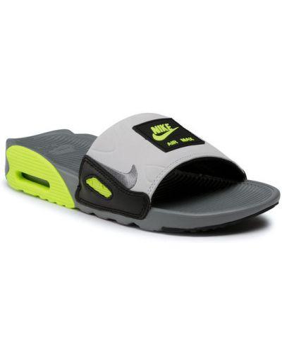 Szary klapki Nike