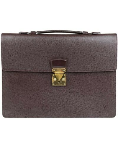 Teczka - fioletowa Louis Vuitton Vintage