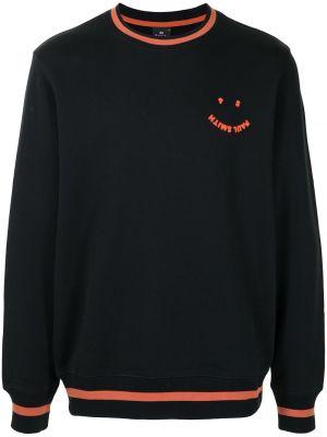 Bluza dresowa - czarna Ps Paul Smith
