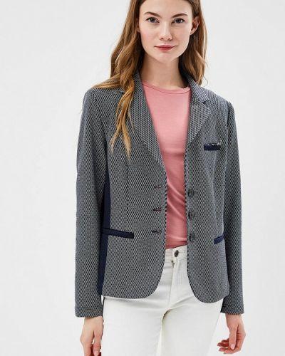 Синий пиджак Betty Barclay