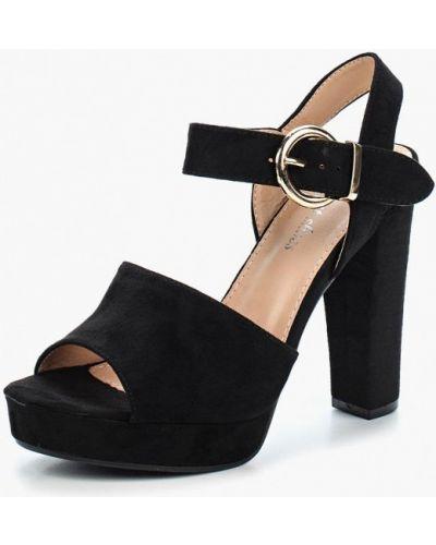 Черные босоножки Sweet Shoes