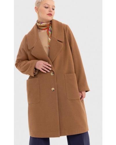 Пальто - коричневое W&b