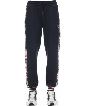 Spodnie w paski Fila Urban