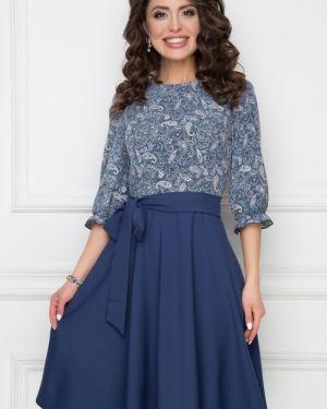 Платье с поясом платье-сарафан на резинке Bellovera