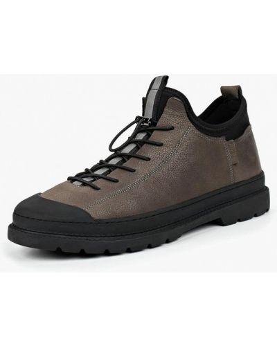 Ботинки осенние кожаные демисезонный Dino Ricci Trend