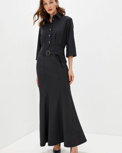 Черное платье Adzhedo