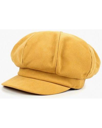 Желтая кепка Topshop