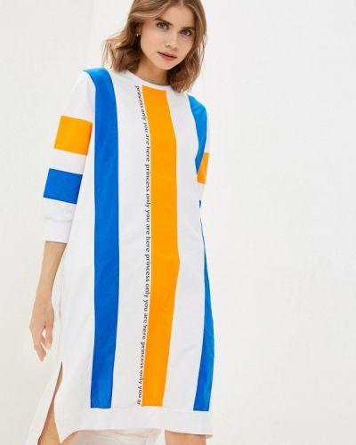 Разноцветное платье Dali