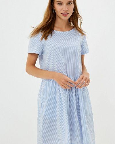 Платье - голубое Astravita