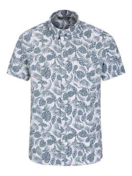 Koszula z nadrukiem z kieszeniami Mountain Warehouse