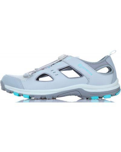 Ботинки на шнуровке трекинговые кожаные Outventure