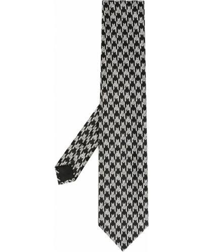Шелковая белая резинка для волос Tom Ford