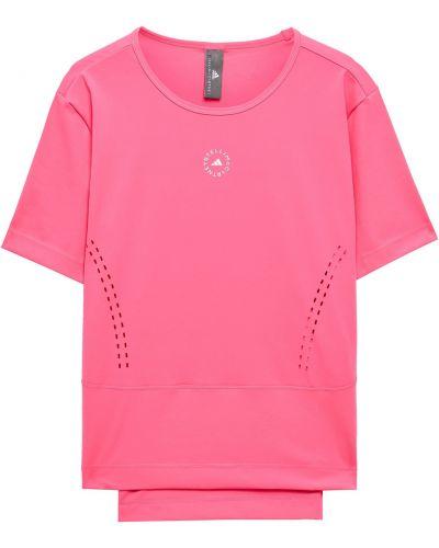 Лонгслив - розовая Adidas By Stella Mccartney