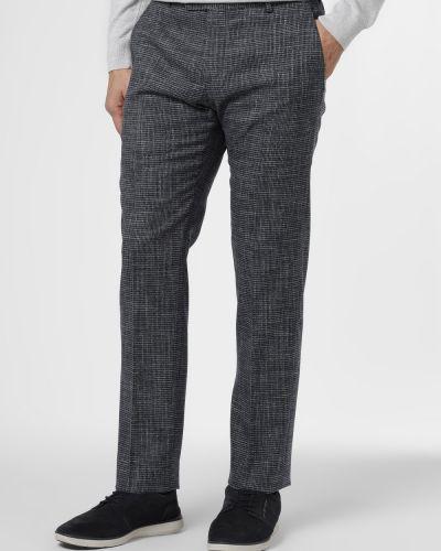 Niebieskie spodnie eleganckie Finshley & Harding