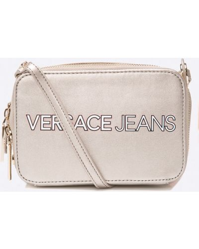 Коричневые джинсы Versace Jeans
