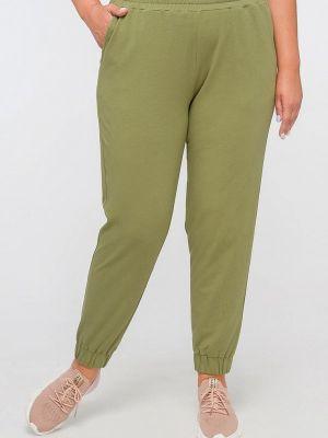 Спортивные брюки - хаки Лимонти