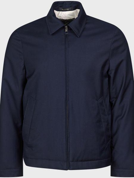 Куртка на молнии - синяя Montecore