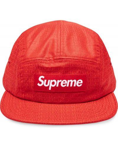 Czapka z nylonu Supreme