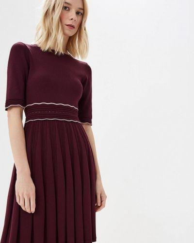 Платье прямое осеннее Ted Baker London