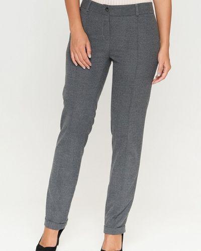 Классические брюки серые Sellin