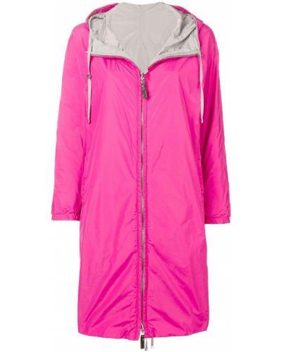 Розовая куртка двусторонняя с манжетами 's Max Mara