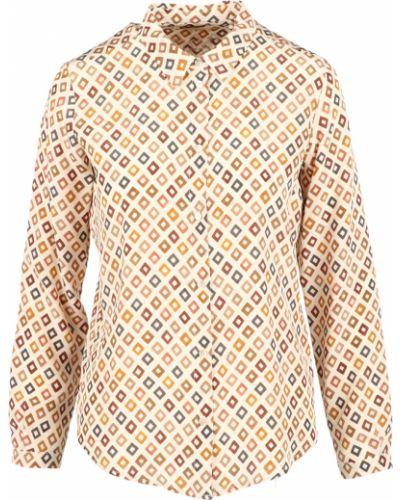 Beżowa koszula Momoni