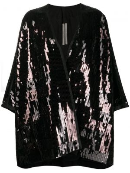 Kimono z rękawami długo Rick Owens