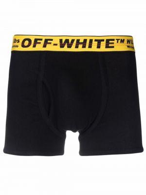 Majtki bawełniane - białe Off-white