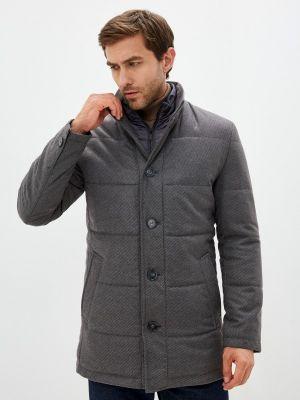 Серая зимняя куртка Bazioni