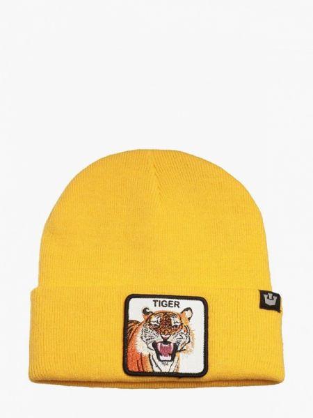 Желтая шапка Goorin Brothers