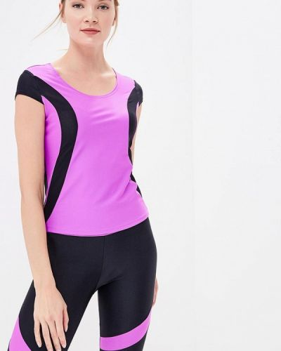 Фиолетовая спортивная футболка Dali