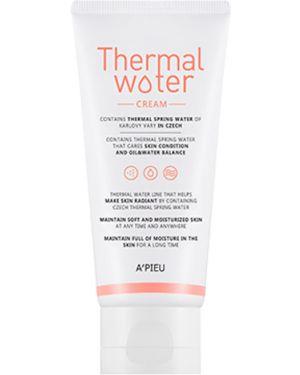Термальная вода кожаный Apieu